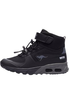 kangaroos sneakers kx-hydro waterdicht zwart