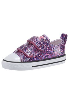 converse sneakers chuck taylor all star 2v coated gli roze