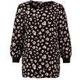garcia klassieke blouse zwart