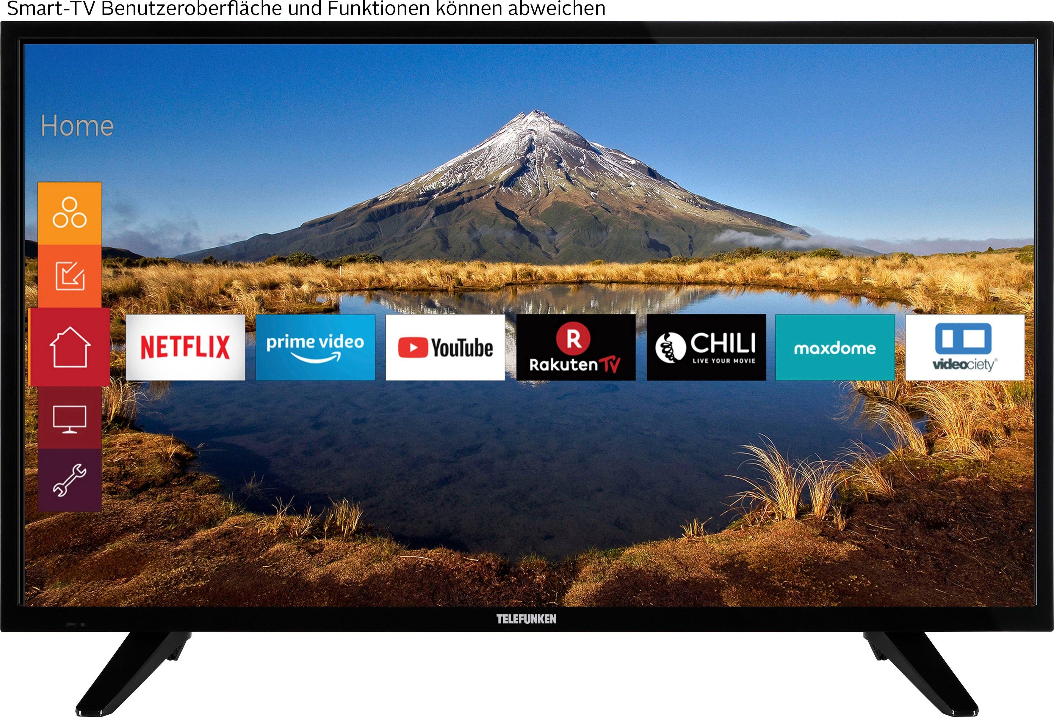 Op zoek naar een Telefunken D39H500M1CW LED-tv (98 cm / (39 inch), HD-ready, Smart-TV? Koop online bij OTTO