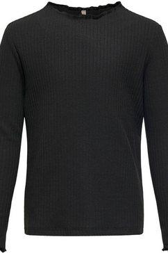 kids only shirt met lange mouwen »konnella« zwart