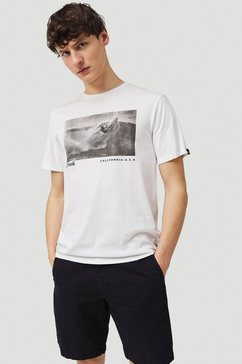 o'neill t-shirt »lm photoprint« wit