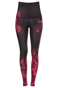 winshape legging »high waist hwl102« rood