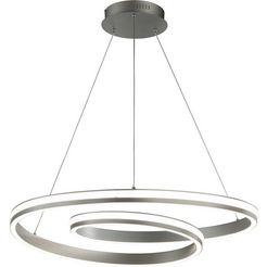 honsel leuchten led-hanglamp spiral tw (1 stuk) zilver