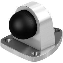 basi »edelstahl-optik« deurstopper zilver