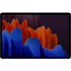 samsung »galaxy tab s7+« tablet blauw
