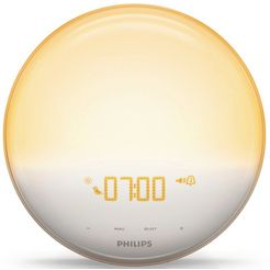 philips daglichtwekker »hf3519-01 wake up light« wit