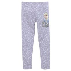 disney frozen legging »frozen die eiskoenigin« paars