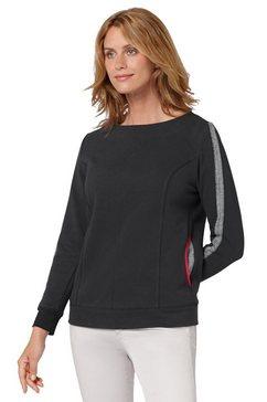 ambria sweatshirt zwart