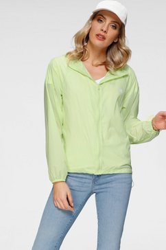 levi's windbreaker »lina packable« groen