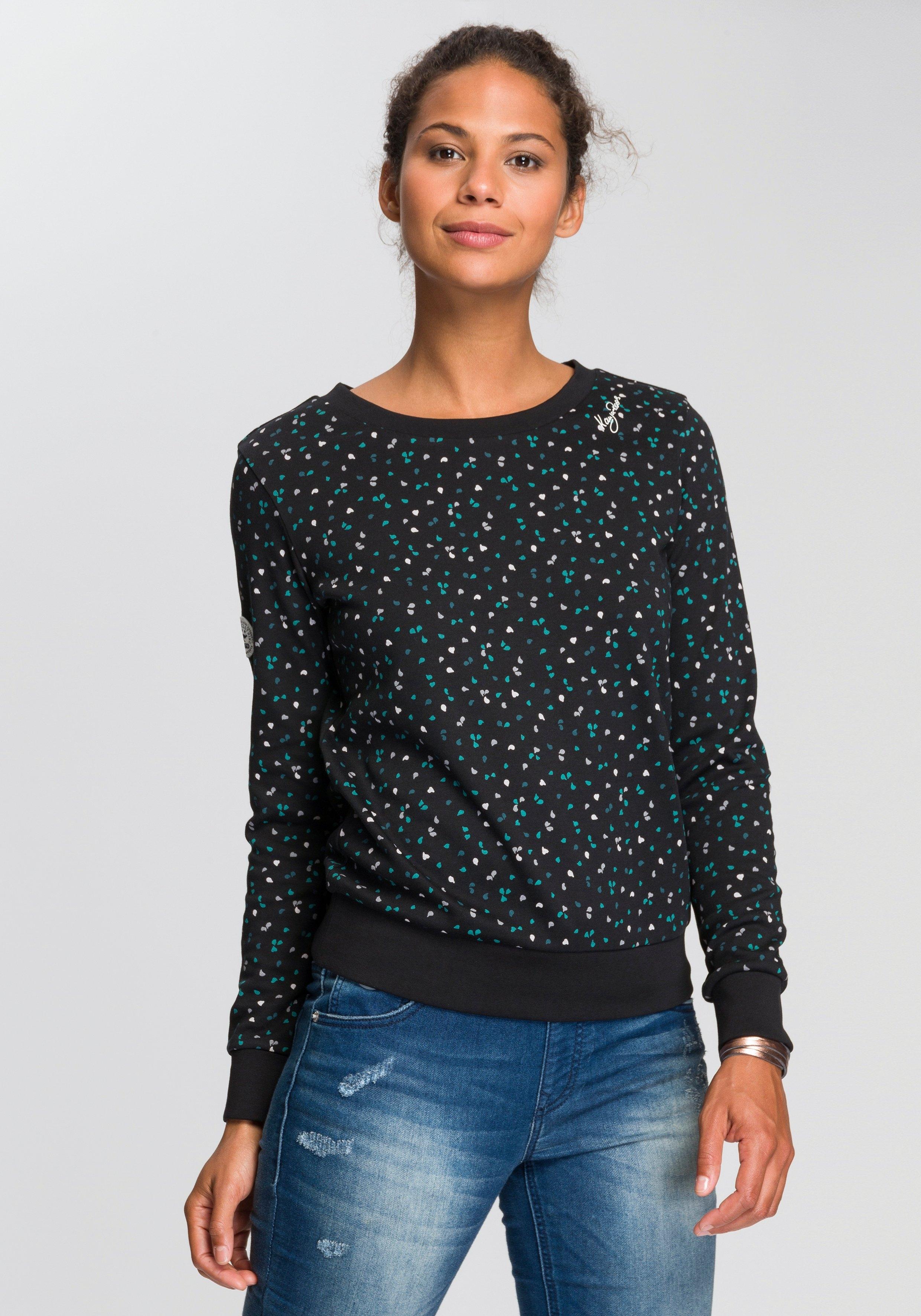 KangaROOS sweatshirt sportieve minimal-print nu online bestellen