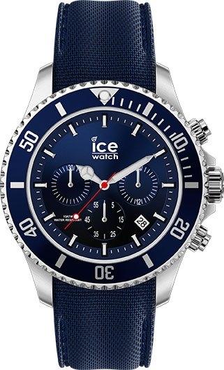 ice-watch chronograaf ICE STEEL, 17929 - verschillende betaalmethodes