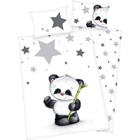 Baby Best Panda dekbedovertrek