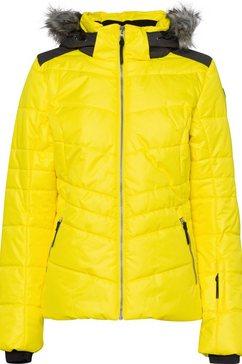 icepeak ski-jack vidalia geel