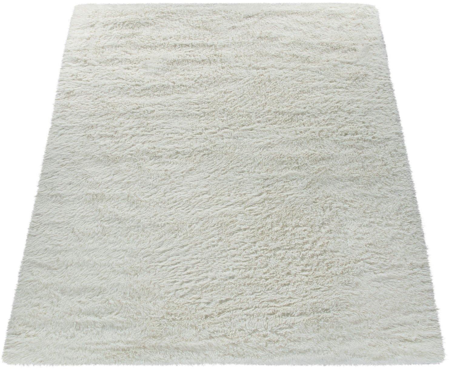 Paco Home Hoogpolig vloerkleed Silky 591 - verschillende betaalmethodes