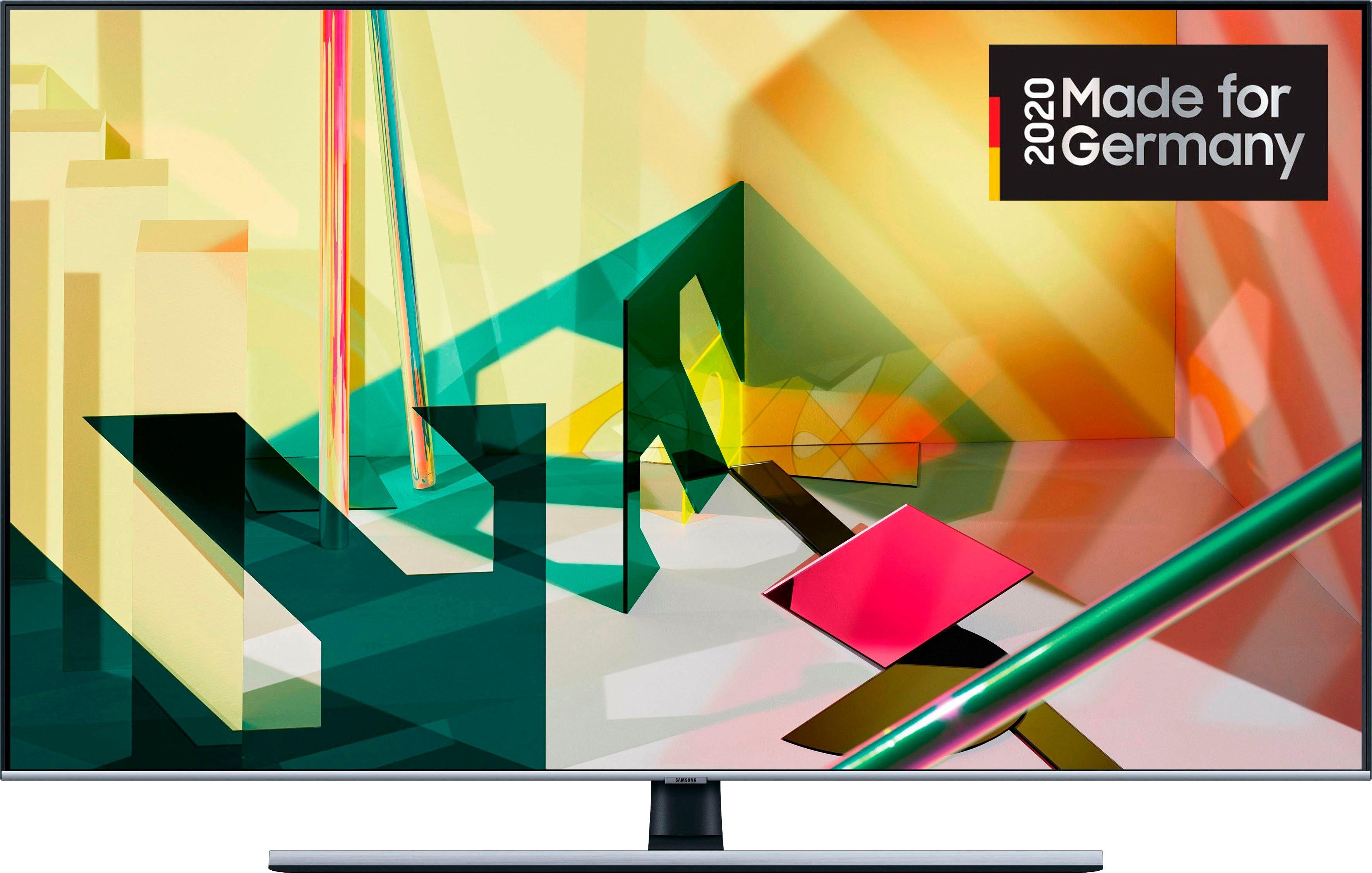 SAMSUNG GQ65Q75T QLED-televisie (163 cm / (65 Inch), 4K Ultra HD, Smart-TV nu online bestellen