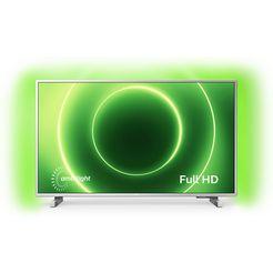 """philips led-tv 32pfs6905-12, 80 cm - 32 """", full hd, smart-tv zilver"""