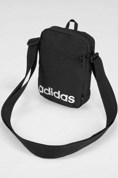 adidas performance schoudertas linear org zwart