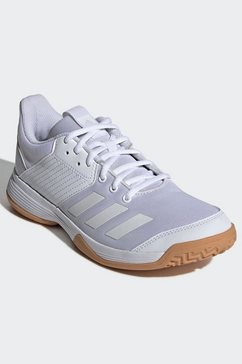 adidas performance indoorschoenen »ligra 6« wit