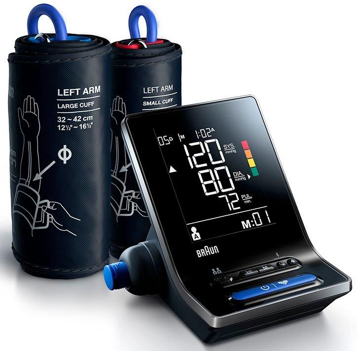 Op zoek naar een Braun »ExactFit™ 5 Connect BUA6350« bovenarm-bloeddrukmeter? Koop online bij OTTO