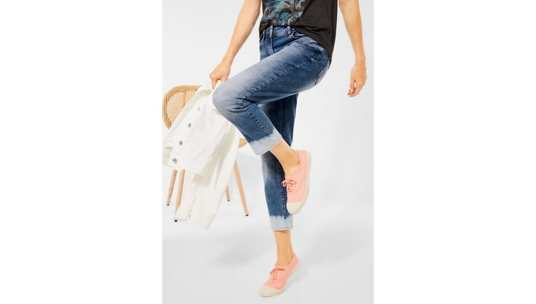 Cecil 7/8 jeans in loose fit