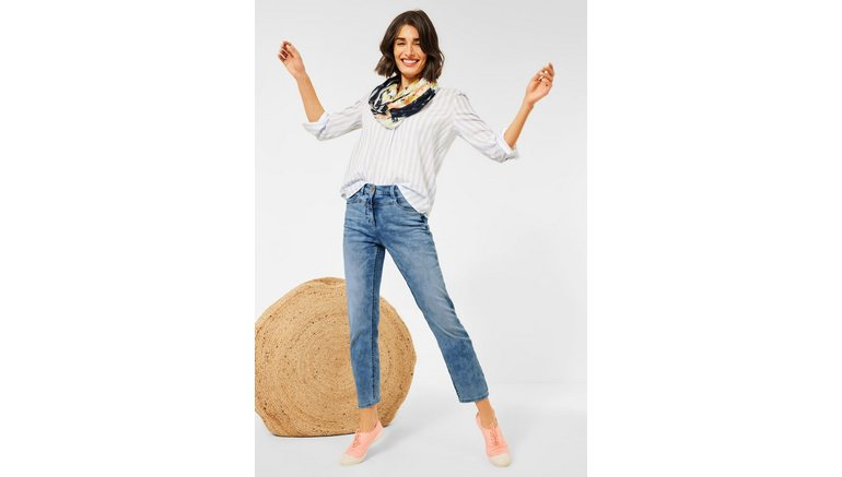 Cecil 7/8 jeans High Waist