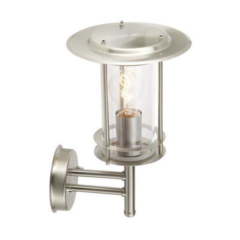 BRILLIANT Buiten-wandlamp YORK met 1 fitting