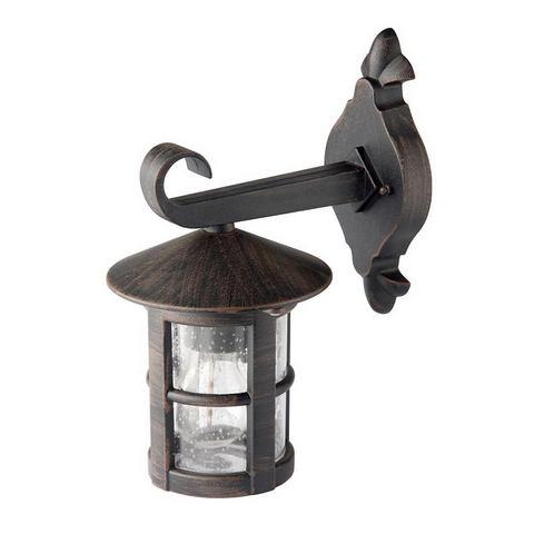 BRILLIANT Buiten-wandlamp JORDY met 1 fitting
