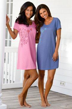 nachthemd, vivance multicolor
