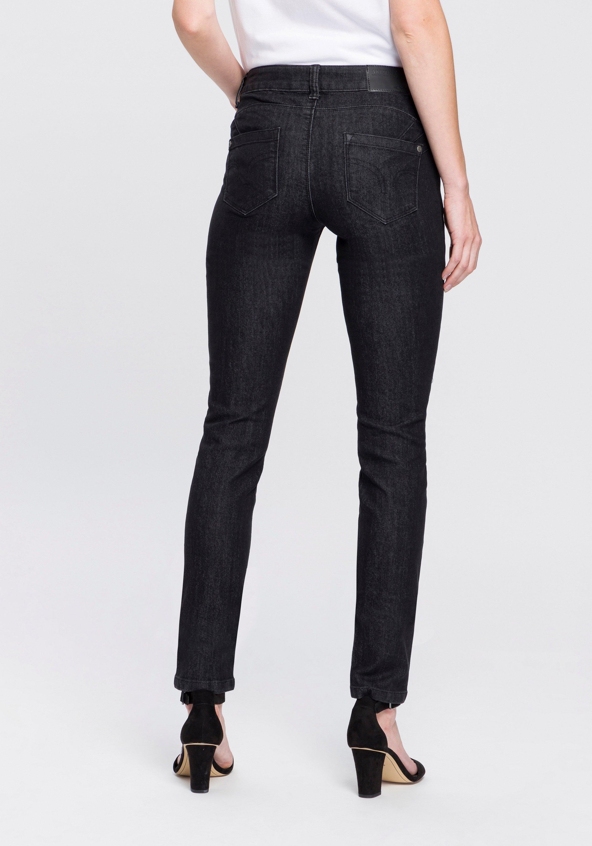 Arizona Skinny fit jeans Shaping Mid waist bestellen: 30 dagen bedenktijd