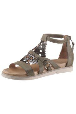 mjus sandaaltjes »ketta« groen