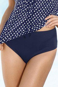 unikleurig bikinibroekje, pola neumann blauw