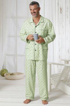 pyjama, kings club groen