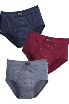 slip, kings club, set van 3 multicolor
