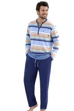 hajo pyjama blauw
