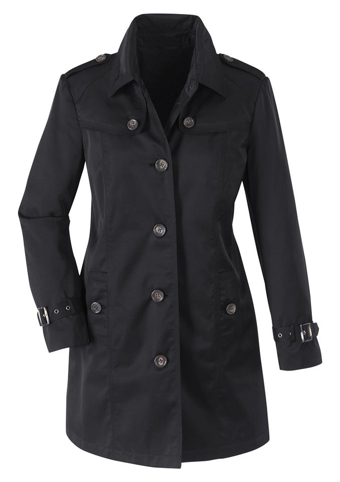 Classic Inspirationen coat met vele karakteristieke details bestellen: 30 dagen bedenktijd