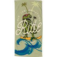 good morning strandlaken surf geek droogt snel (1 stuk) groen