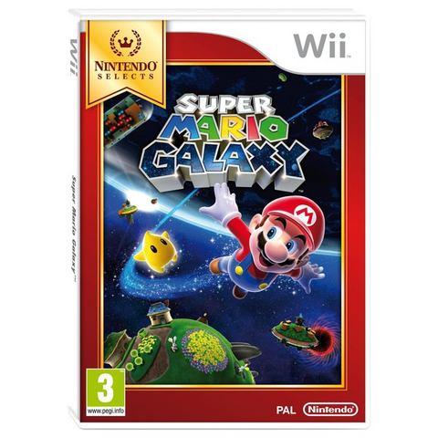 Nintendo Nintendo Select Mario Galaxy (Wii U)
