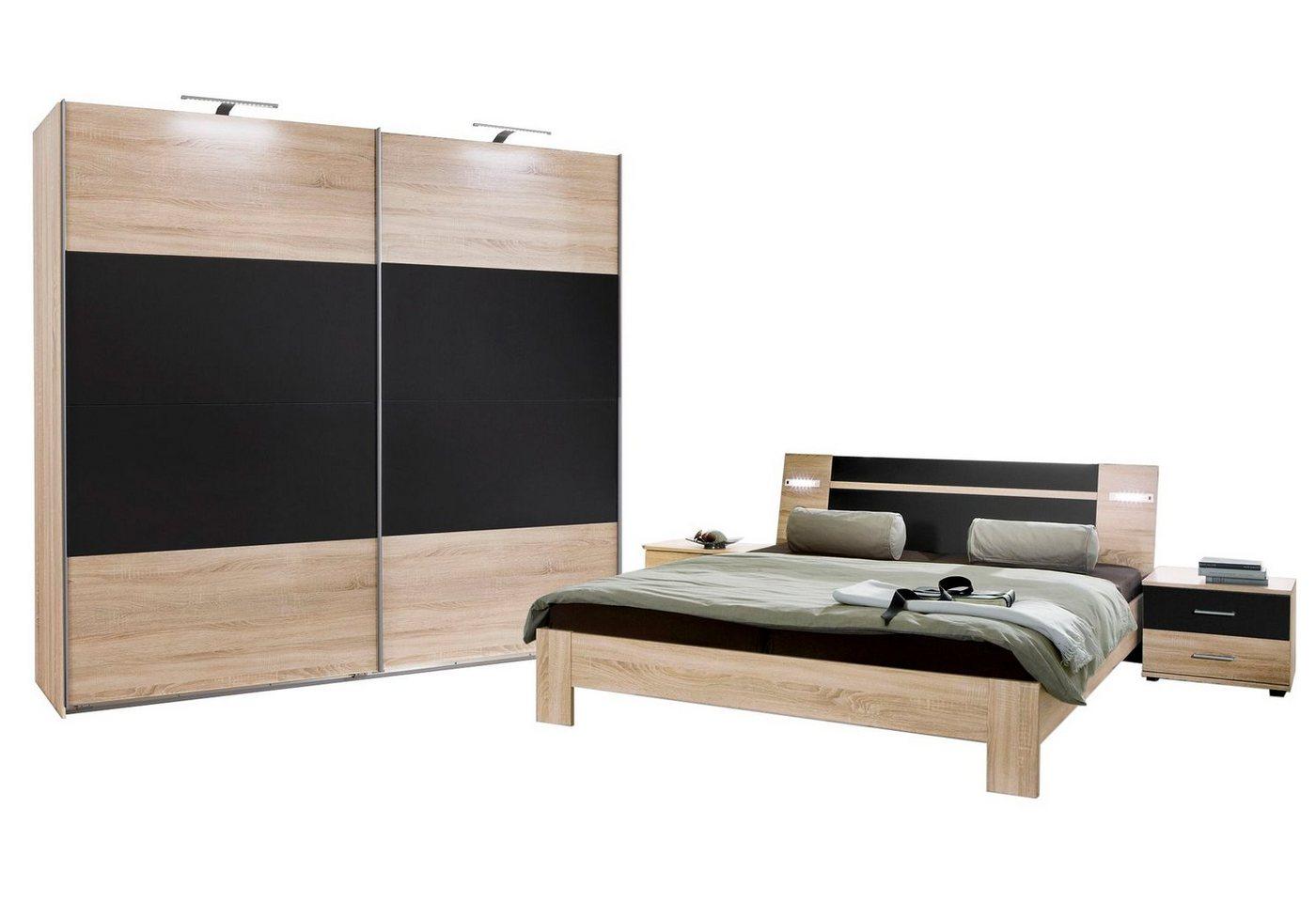 Slaapkamer, 4-delige set