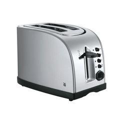 wmf toaster »stelio«, 900 watt zilver