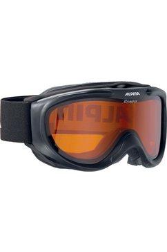 alpina sports skibril freespirit zwart