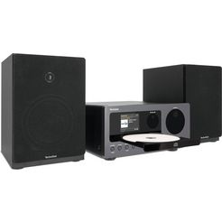 technisat micro-hifi-set digitradio 700 stereo- zwart