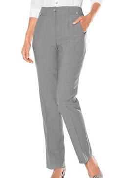 broek in functionele fresh  free-uitvoering grijs