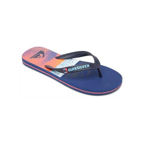 NU 20% KORTING: Quiksilver sandalen Molokai Panel