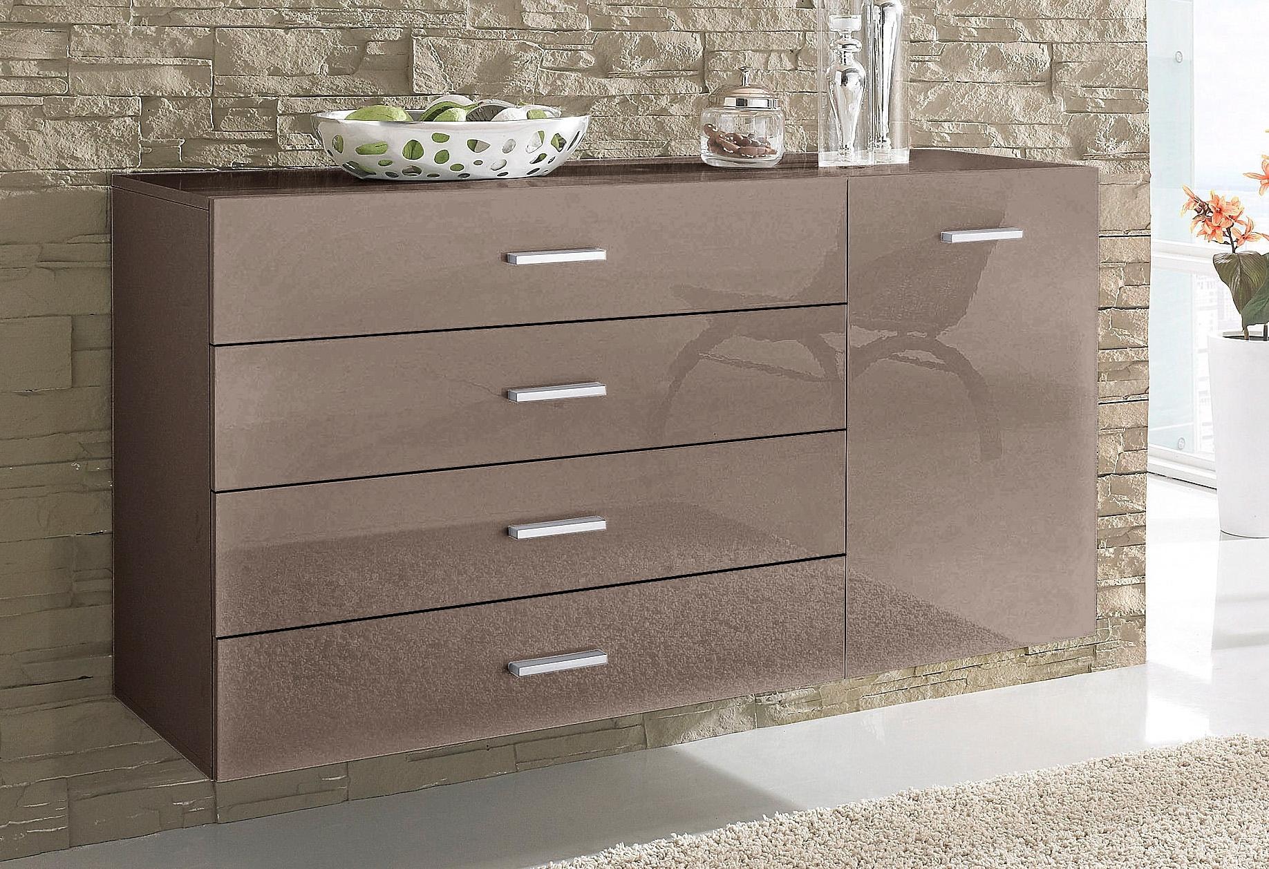 sideboard in 3 kleuren makkelijk besteld otto. Black Bedroom Furniture Sets. Home Design Ideas