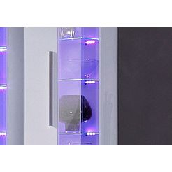 rgb-led-verlichting voor glasplateau multicolor