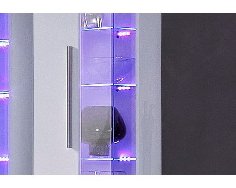 RGB-LED-verlichting voor glasplateau