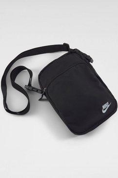 nike schoudertas »nike heritage 2.0 bag (small items)« zwart