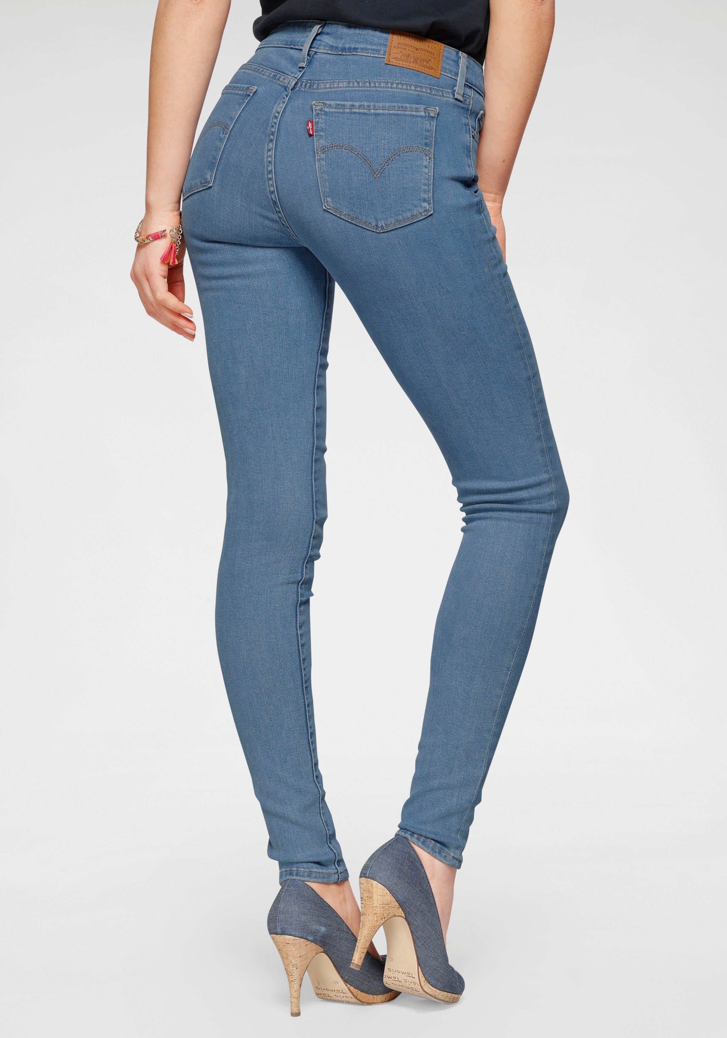 Levi's skinny fit jeans 711 Skinny met iets lage band veilig op otto.nl kopen