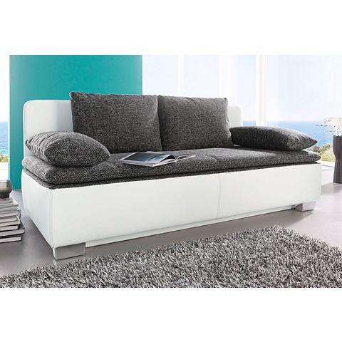 Slaapbank met groot ligoppervlak